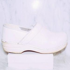 Dansko Shoes | Professional White